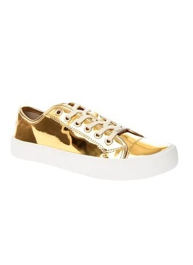 DKNY Ayakkabı Altın